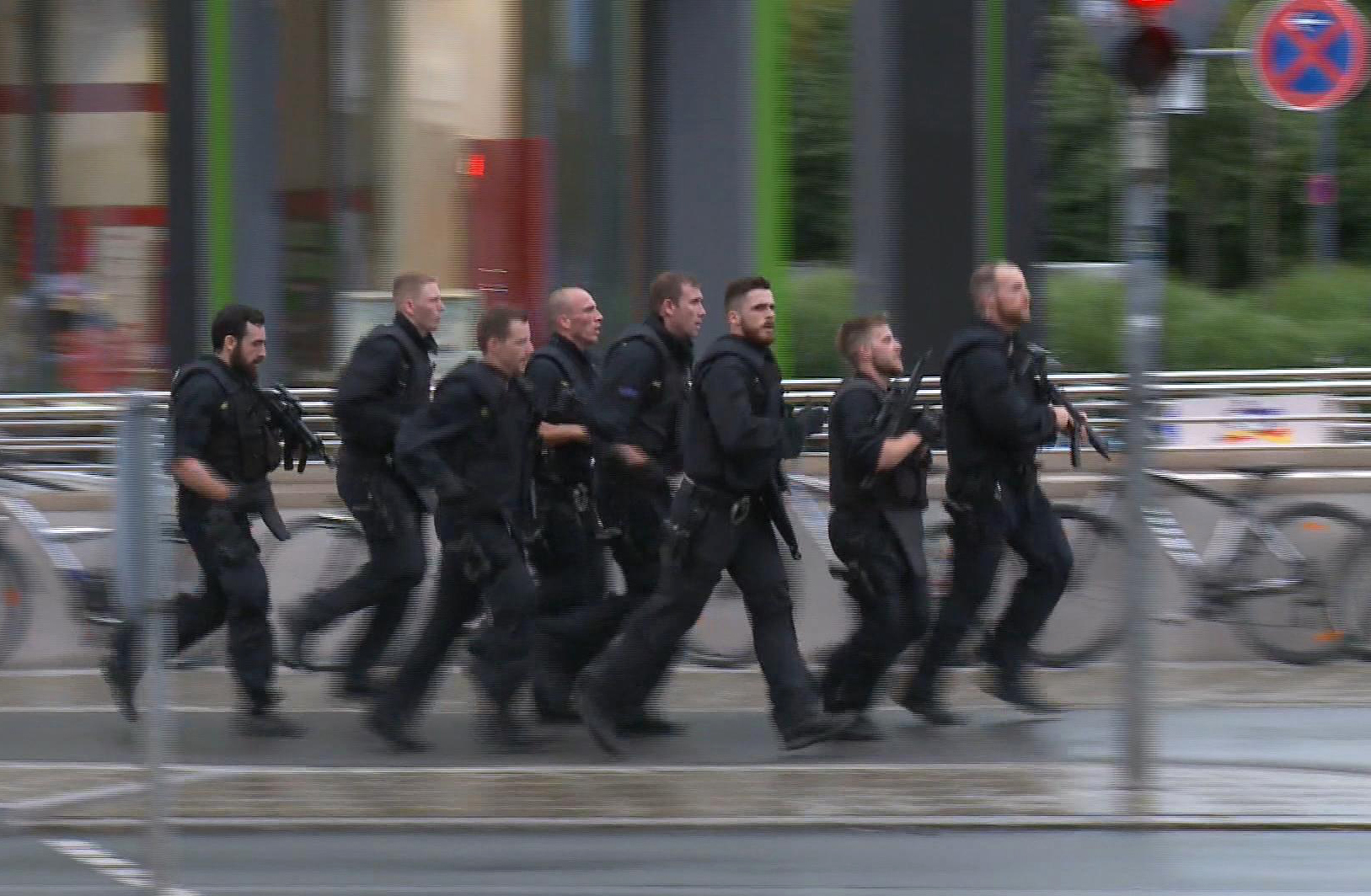 This is how the attack in Munich unfolded
