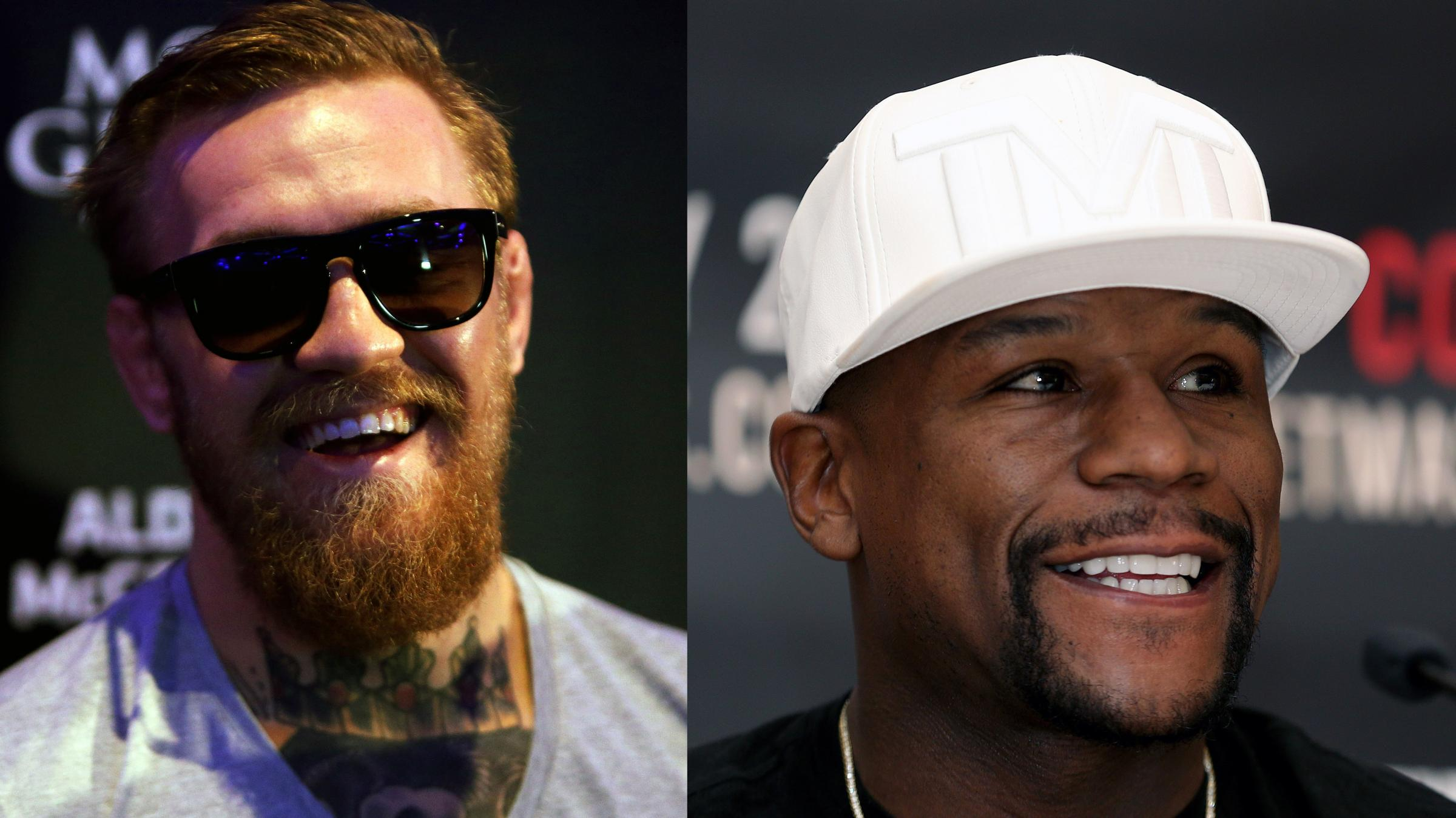McGregor fight scheduled for August in Las Vegas