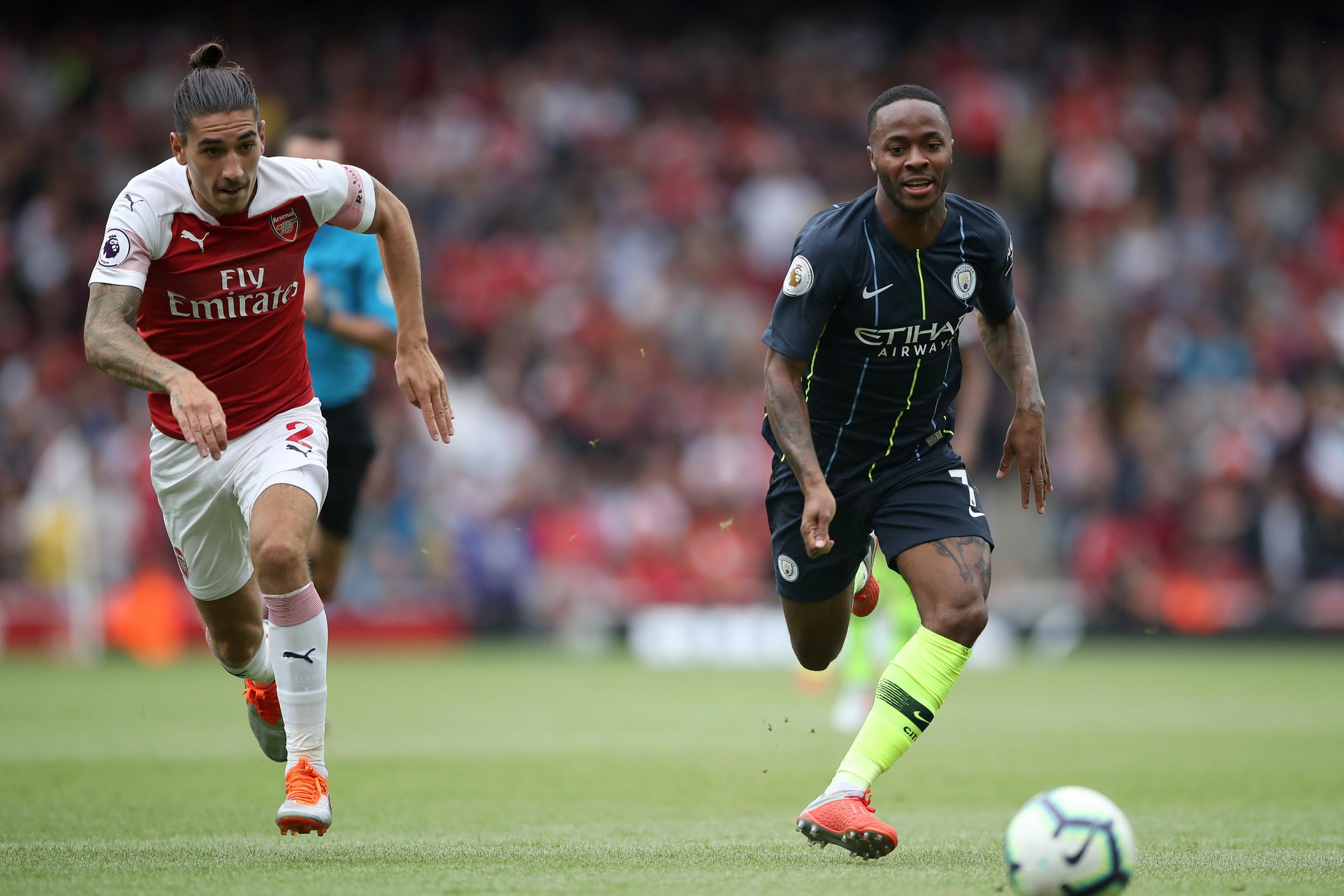 EPL: Stylish Manchester City spoil Emery's Arsenal bow
